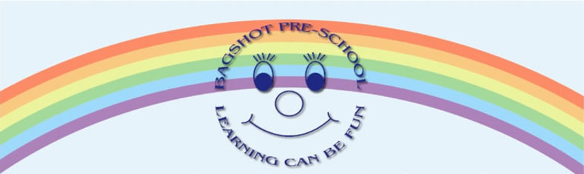 Welcome to Bagshot           Pre-school for the under 5's